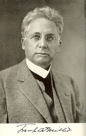 Frank Augustus Miller