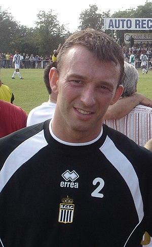 Frank Defays - Image: Frank Defays Sporting Charleroi