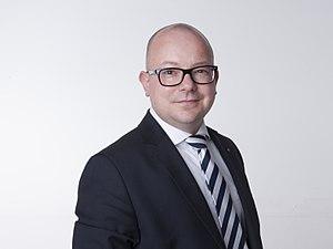 Foto des Bundestagsabgeordneten Frank Müller-Rosentritt