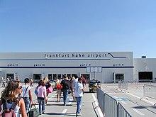 Frankfurt Flughafen Hahn Ankunft