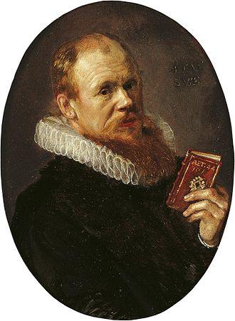 Theodorus Schrevelius - Theodorus Schrevelius, by Frans Hals.