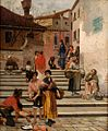 Franz Leo Ruben Venezianisches Treiben 1878.jpg