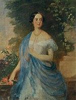 Franz Schrotzberg - Clothilde Prinzessin Dietrichstein - 7200 - Österreichische Galerie Belvedere.jpg