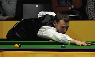 Fraser Patrick Scottish professional snooker player