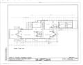 Frederick C. Robie House, 5757 Woodlawn Avenue, Chicago, Cook County, IL HABS ILL,16-CHIG,33- (sheet 2 of 10).png