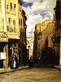 Frederick Carl Frieseke, 1900c - Montparnasse Landscape.jpg