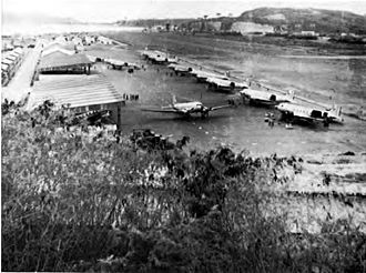 COSARA - French Douglas C-47s at Haiphong in 1954