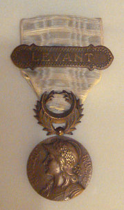 French Syria Cilicia Levant medal law 18 July 1922