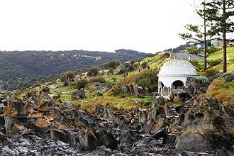Baudin expedition to Australia - Frenchman's Rock, Penneshaw, Kangaroo Island