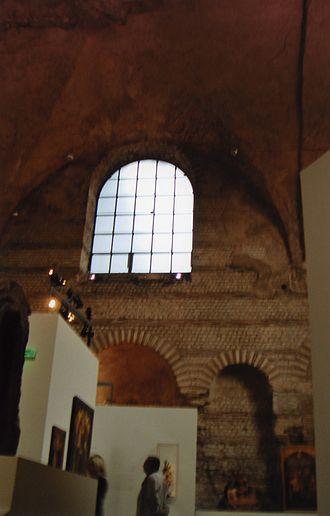 Musée de Cluny – Musée national du Moyen Âge - Image: Frigidarium