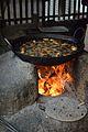 Frying Samosas - Taki - North 24 Parganas 2015-01-13 4817.JPG