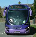 Ftr bus in Naburn Approach, Seacroft, Leeds, 19028 (YJ07 LVW), 7 April 2011 cropped.jpg