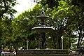 Fuente de agua de ubicado en La Plaza General José Ballivián.jpg