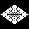 Fuji Hana-bishi inverted.jpg