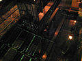 Fukushima 1 view into reactor fuel pool.jpg