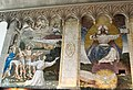 Fulham Palace, The Tait Chapel South wall painting 2.jpg
