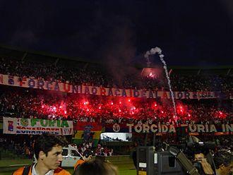 Paraná Clube - Paraná Clube fans.