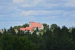 Górzno, kościół Podwyższenia Krzyża Świętego.jpg