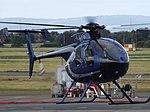 G-KAYS Hughes 369E Helicopter Transair (UK) Ltd (36043137151).jpg