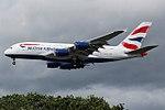 G-XLEE A380 British Airways (35514240376).jpg