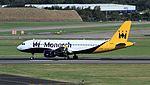 G-ZBAT A320 Monarch BHX 29-09-16 (31725048725).jpg