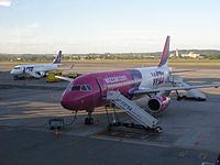 HA-LWI - A320 - Wizz Air