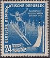 GDR-stamp Wintersport 1952 Mi. 299.JPG