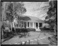 GENERAL VIEW - Polhill-Baugh House, State Highway 243, Milledgeville, Baldwin County, GA HABS GA,5-MILG.V,4-1.tif