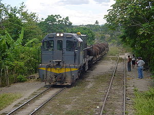 Rail transport in Guatemala - Freight transport was the main business of Ferrovías Guatemala.