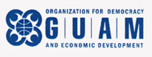 GUAM Organization for Democracy and Economic Development - Image: GUAM logo