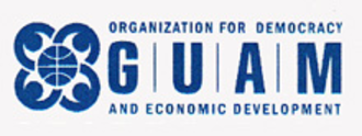 GUAM Organization for Democracy and Economic Development - Image: GUAM logo