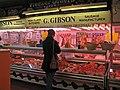 G Gibson, High Class Butchers, Watford Market - geograph.org.uk - 1561242.jpg