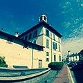 Gaggiano - Oratorio San Francesco d' Assisi in palazzo Uboldi - panoramio.jpg
