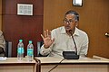 Ganga Singh Rautela Addresses - valedictory Session - Collections and Storage Management Workshop - NCSM - Kolkata 2016-02-20 0013.JPG