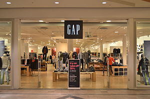 Gap Inc. - Gap in Hillcrest Mall