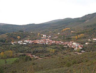 Garcibuey Municipality in Castile and León, Spain