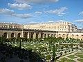 Garden-orangerie Exterior of the Palace of Versailles.JPG