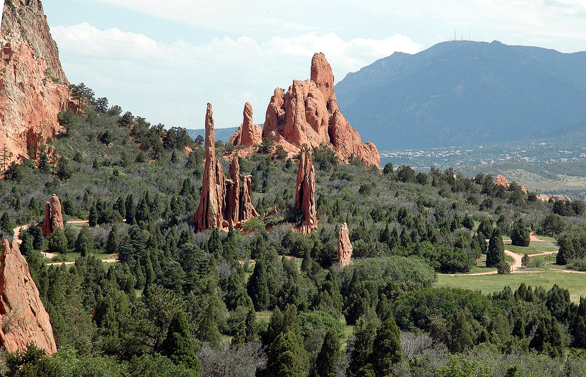 Garden of the Gods - Wikipedia
