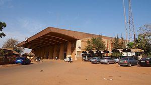 Gare Ouagadougou 2013