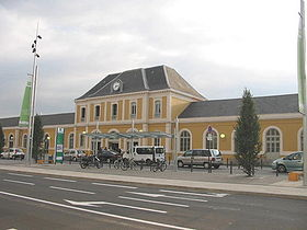 Image illustrative de l'article Gare de Roanne