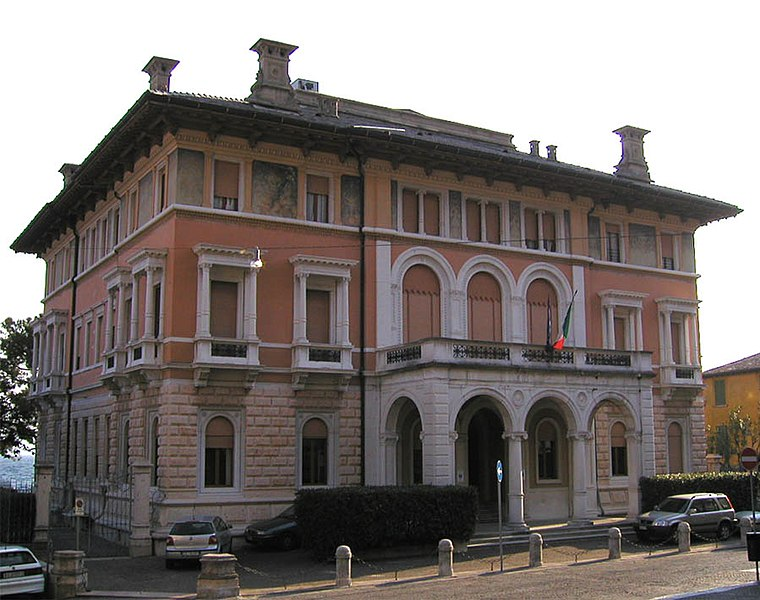 Gargnano Palazzo Feltrinelli