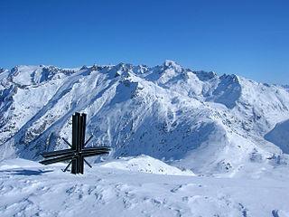 Tieralplistock mountain in Switzerland