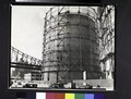 Gas tank and Queensboro Bridge, East 62nd Street & York Avenue, Manhattan (NYPL b13668355-482753).tiff