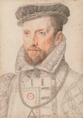 Gaspard II de Coligny - Gaspard II de Coligny