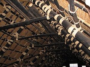 Minka - Gasshō-style roof