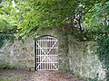 Gate to old Llanidan Church - geograph.org.uk - 932627.jpg
