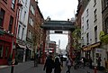 Gated entrance to Chinatown - geograph.org.uk - 1269144.jpg