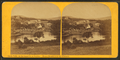Gauts Falls, on the Lamoille at Fairfax. Mount Mansfield in the distance, by T. G. Richardson.png