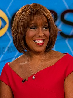 Gayle King American television personality and journalist