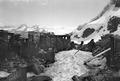 Gefechtsuebung in den Resten der zerstörten Theodulhütte - CH-BAR - 3238938.tif